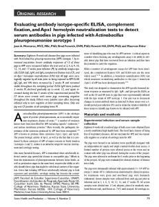 ORIGINAL RESEARCH. Materials and methods