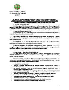 OROZKOKO UDALA AYUNTAMIENTO DE OROZKO (BIZKAIA)