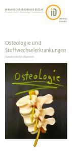 Osteologie und Stoffwechselerkrankungen