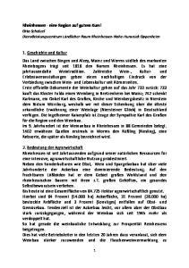 Otto Schätzel Dienstleistungszentrum Ländlicher Raum Rheinhessen-Nahe-Hunsrück Oppenheim