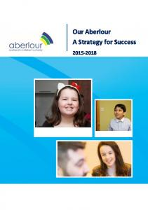 Our Aberlour A Strategy for Success