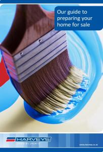 Our guide to preparing your home for sale
