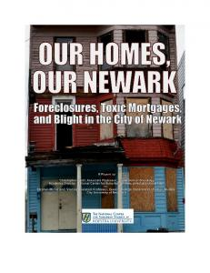 OUR HOMES, OUR NEWARK