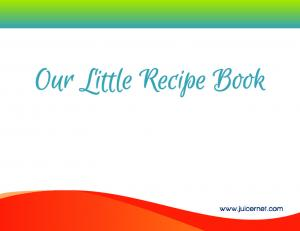 Our Little Recipe Book