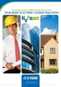 Our vision: world s preferred insulation supplier - builders, architects,