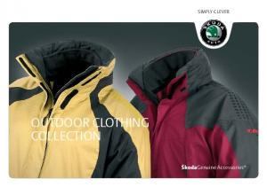 OUTDOOR CLOTHING COLLECTION