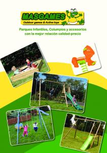 Outdoor games & Active toys