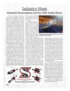 Outtech Innovations Set for ATA Trade Show