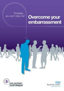 Overcome your embarrassment