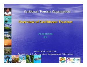 Overview of Caribbean Tourism