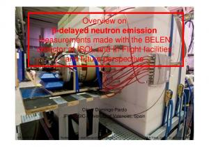 Overview on -delayed neutron emission measurements made with the BELEN detector at ISOL and In-Flight facilities and future perspective