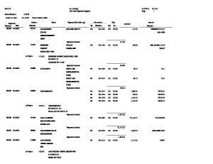 P Auto Payment Register Page - 1 LELAND SCOTT PV LELAND. Payment Amount STRAIT ANGELINE