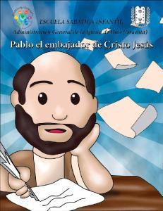 Pablo el embajador de Dios