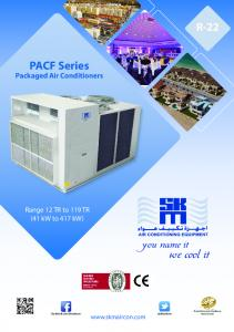 PACF Series Packaged Air Conditioners