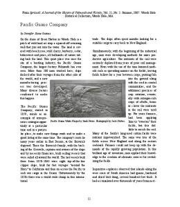 Pacific Guano Company
