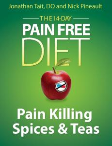 PAIN FREE Pain Killing Spices & Teas