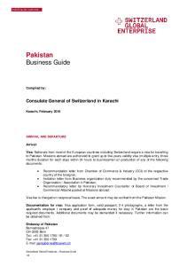 Pakistan Business Guide