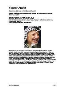 Palestina, Presidente de la Autoridad Nacional Palestina, del (autoproclamado) Estado de Palestina y de la OLP