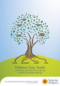 Palliative Care Toolkit