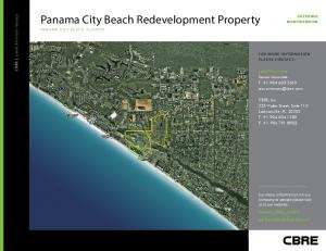 Panama City Beach Redevelopment Property