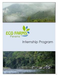 Panama. Internship Program