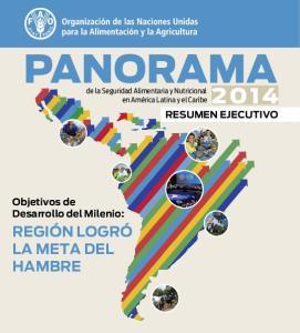PANORAMA. resumen ejecutivo. Objetivos de Desarrollo del Milenio: de la Seguridad Alimentaria y Nutricional en Amrica Latina y el Caribe