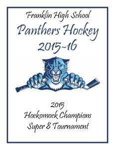 Panthers Hockey