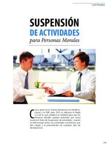 para Personas Morales