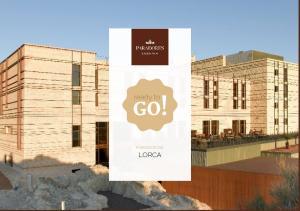 Parador de Lorca Entorno