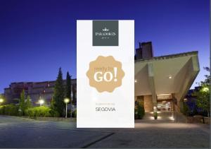 Parador de Segovia Entorno
