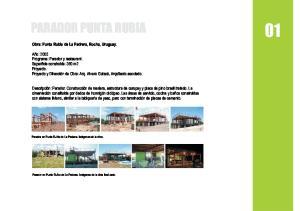 PARADOR PUNTA RUBIA 01