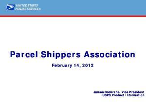Parcel Shippers Association