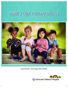 Parents Guide to Hydrocephalus