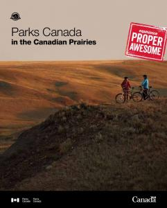 Parks Canada. in the Canadian Prairies