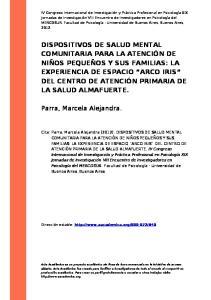 Parra, Marcela Alejandra