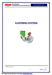 Pars Hassas Total Electrical & Instrumentation Services