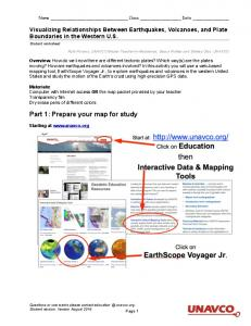 Part 1: Prepare your map for study