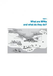 PART 1. What are MPAs and what do they do?