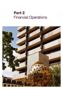 Part 2 Financial Operations