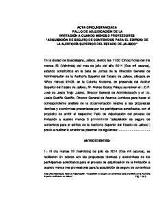 PARTICIPANTE ABA SEGUROS S.A. DE C.V. TOTAL $184, SEGUROS BANORTE, S.A. DE C.V., GRUPO FINANCIERO BANORTE