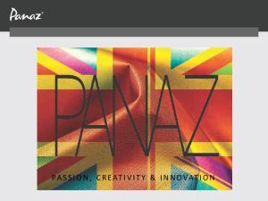 PASSION, CREATIVITY & INNOVATION