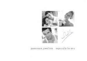 passionate jewellery... especially for you