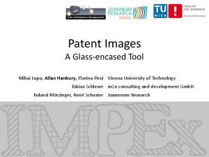 Patent Images A Glass-encased Tool