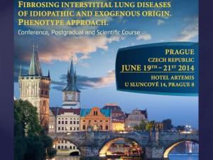 Pathogenesis of nonspecific idiopathic interstitial pneumonias