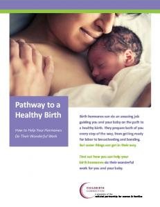 Pathway to a Healthy Birth
