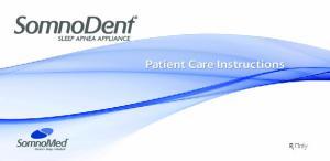 Patient Care Instructions