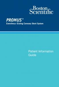 Patient Information Guide