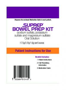 Patient Instructions for Use. Booklet Includes: 1- Patient Instructions 2- Full Prescribing Information 3- Medication Guide