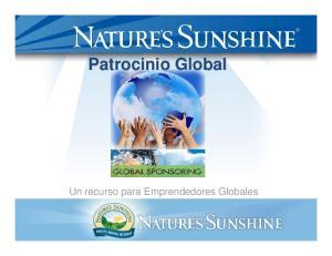 Patrocinio Global. Un recurso para Emprendedores Globales