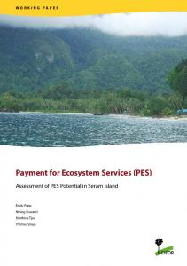 Payment for Ecosystem Services (PES)